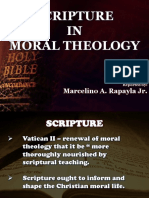 Scripture in Moral Theology