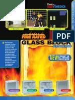 Lexington Glass Block Fire Rated Glass Blocks