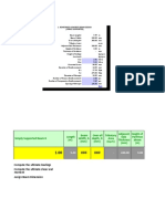 Concrete Design Excel Sheet