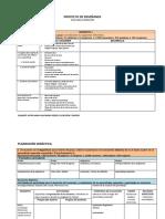 GUIA PARA REDACTAR PROYECTO DE ENSEÑANZA-tareas evaluativas