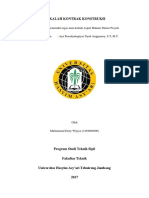 Makalah Kontrak Proyek Konstruksi (m.deny.w)