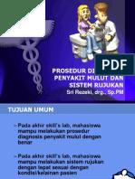 Oral Diagnosis
