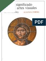 PANOFSKY, E., El Significado de Las Artes Visuales