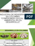 Estatus de La Industria en America- COLOMBIA