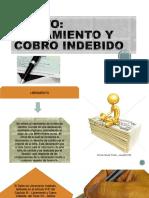 Diapositivas de Libramiento Indebido