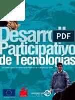Desarrollo Participativo de La Tecnologia Libro.dpt