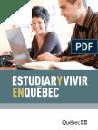 Brochure Estudiar Quebec