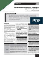 Impuesto al patrimonio Vehicular comentarios y precisiones practicas.pdf