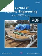 Journal Pipeline Engineering 2013