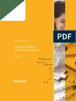 Informe Responsabilidad Social Corporativa 2016