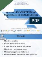Conferencia II (CONTROL DE CALIDAD DE LOS MATERIALES DE CONSTRUCCION).pdf