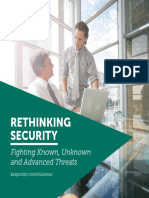 Rethinking Security Advanced Threats eBook