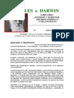 Charles Darwin Murio Jc