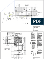 Warehouse Architectural Drawings