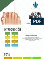 PPT de Artritis Gotosa