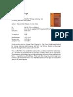 6. Model-based Method for Testing, Adjusting And