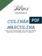 Culinaria Masculina