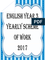year 3 yearly scheme of work 2017