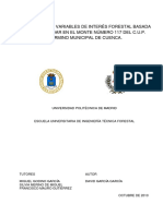 Inventario PTP LIDAR