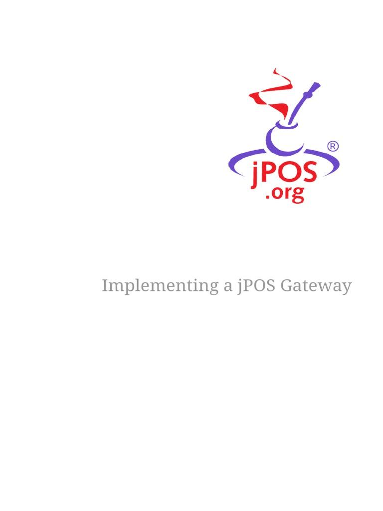 Jpos Gateway | Server (Computing) | Port (Computer Networking)