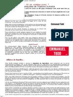 Où en Sommes-nous ? Une Esquisse de l'Histoire Humaine d'Emmanuel Todd, compte rendu - Herodote.net, 4 sept 2017
