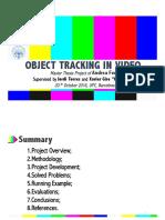 Object Tracking Tren Tensorflow