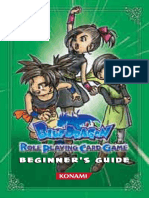 Blue Dragon - Beginners Guide