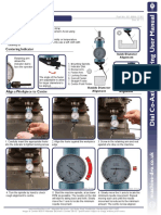 Centering Indicator Manual