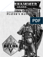 Warhammer 40K CCG - How to Play