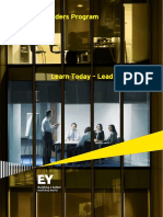 EY Case Study - Ernst Bank