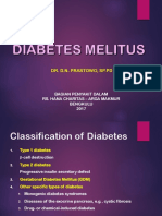 Diabetes Melitus 2017