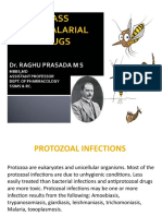 Class of Antimalarial Drugs