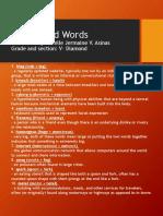 10 Blended Words