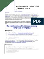 How to Setup PhpMyAdmin on Ubuntu 16.Docx