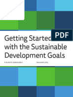 SDGs Getting Started Guide(1)