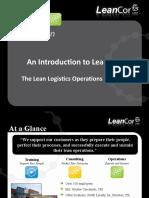 LeanCor Capabilities Presentation - The Lean Logistics Operations Provider