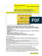 Surge Arrester - 385360_IP_BC_TT_60-100-350