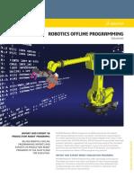 DM 12844 Robotics Offline Programming Datasheet Equity Update HR 02