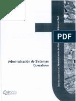 ASIR Administrción de Sistemas Operativos