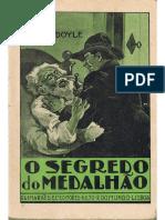 Portugal Holmes - O Segredo Do Medalho