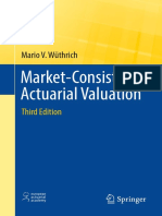 (EAA Series) Mario V. Wüthrich (auth.)-Market-Consistent Actuarial Valuation-Springer International Publishing (2016).pdf