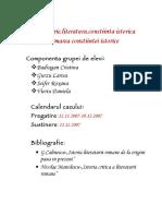 proiectformareaconstiinteiistorice-091221065159-phpapp01
