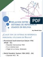 Sistemas Usados en Bolivia