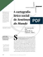 CAMILO, Vagner. A Cartografia Lírico-Social de Sentimento do Mundo.pdf