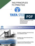 Tata Steel Group5 Ppt