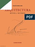161. Arquitectura, Ritos y Ritmos - Joaquín Arnau Amo.pdf
