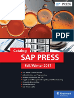 2017 09 Fall Catalog SAP PRESS 32pg