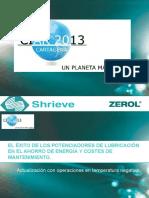 CIAR 2013 Zerol Presentacion Tecnica