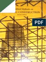 Pdf simplified methods on fajardo building construction by max
