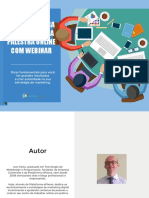 eBook - 10 Passos Para Um Webinar de Sucesso